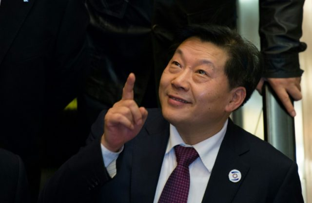 Lu Wei, pictured in 2014, has been expelled from the Communist Party for taking bribes