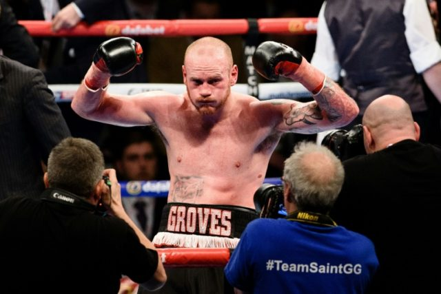 Groves warns 'ignorant' Eubank Jnr ahead of world title fight