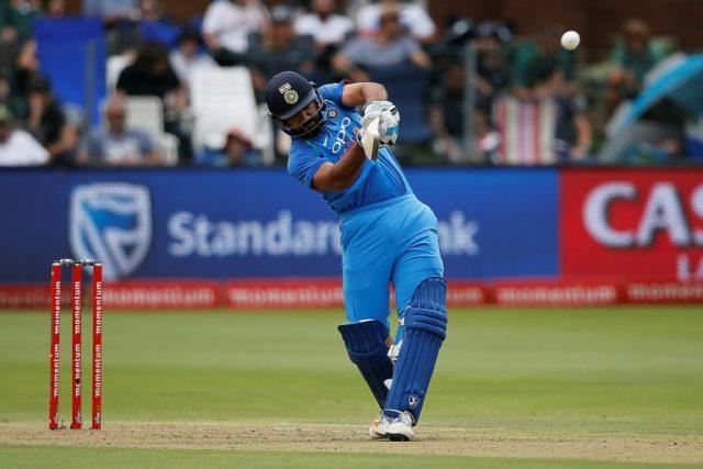 India opener Sharma ends South African hoodoo
