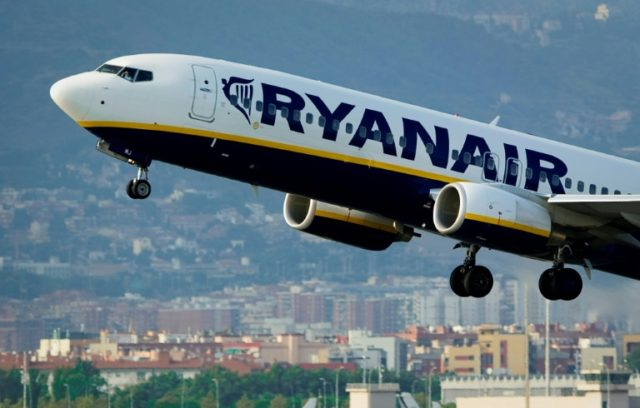 Ryanair says it took a sharp cut in airfares to fill flights to Barcelona