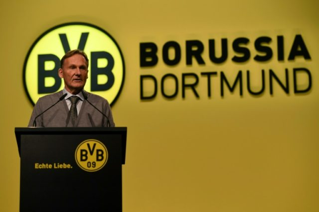 The CEO of Borussia Dortmund Hans-Joachim Watzke has extended his stay with the Bundesliga team until 2022