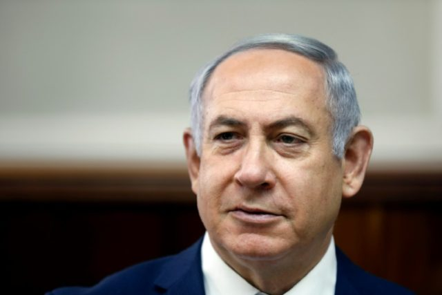 Israeli Prime Minister Benjamin Netanyahu who has repeatedly said he has done nothing wrong, is not expected to resign