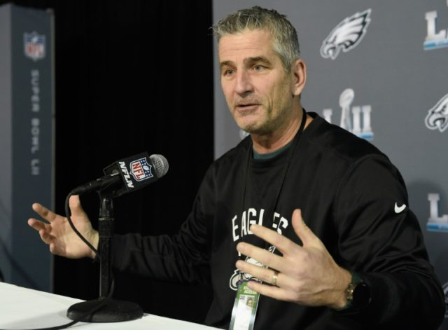 Former Philadelphia Eagles offensive coordinator Frank Reich has signed as new head coach for the Indianapolis Colts