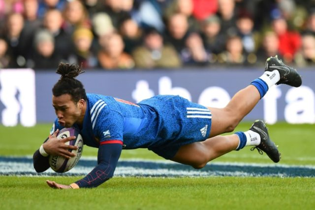 Teddy Thomas had a wild time in Edinburgh on Sunday, scoring two tries then going a night out that has led to his omission from the France squad