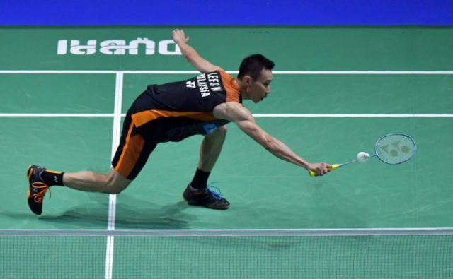 Badminton ace Lee denies featuring in viral sex video