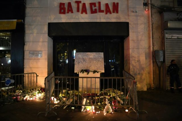 An attack by Islamic State jihadists on the Bataclan theatre in Paris left 90 people dead in November 2015
