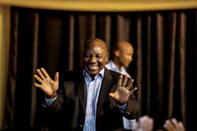 Ramaphosa: Trade unionist, tycoon and S.Africa's likely next leader