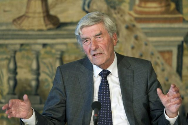 Former Dutch Prime Minister Ruud Lubbers has died aged 78