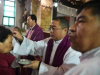 On Ash Wednesday, China Catholics mull Vatican-Beijing ties
