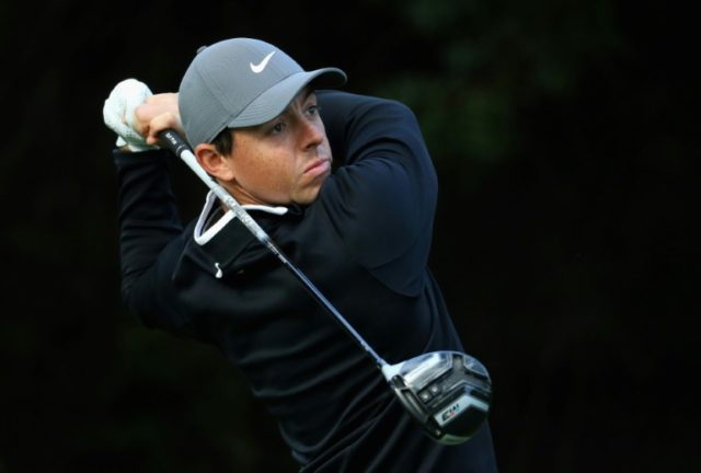 Rory McIlroy of Northern Ireland is out to end a 16-month victory drought