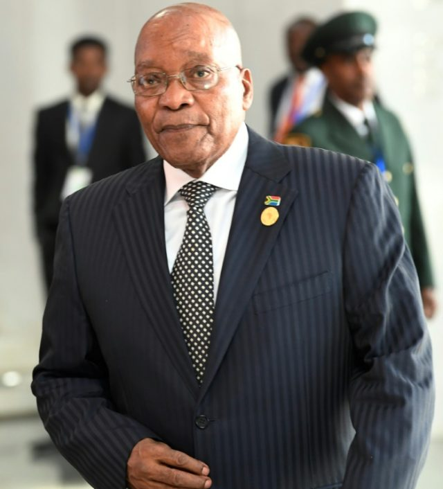 S.Africa crisis: How Zuma reached the brink