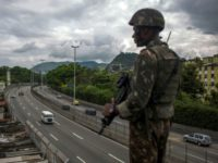 Two Years After Olympics, Brazilian Military Takes over Crime-Ridden Rio de Janeiro