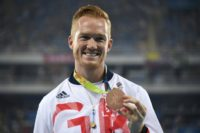 Britain's Greg Rutherford, former Olympic long-jump champion and a bronze medallist at the 2016 Olympics in Rio, competed just three times in 2017