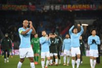 A 5-1 win over Leicester and a 4-0 victory at Basel have blown away any suggestion injuries and fatigue could derail Manchester City's quest to win the Premier League, Champions League, League and FA Cup