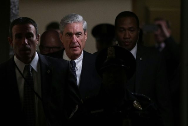 US prosecutor Mueller charges lawyer with lying in Russia probe