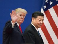 Donald Trump: China Tariffs Having 'Tremendous Impact' on China