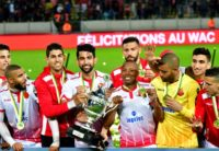 Tighazoui scored the winner as Wydad Casablanca won the CAF Super Cup
