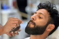 Deeply conservative Pakistan has strict notions of masculinity where men are often expected to be more austere. But savvy entrepreneurs in urban centres have latched on to a new metrosexual trend: male beauty salons