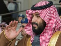Saudi Arabia's powerful Crown Prince Mohammed bin Salman