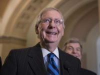 McConnell's Senate Approves $1.3 Trillion Spending Bill