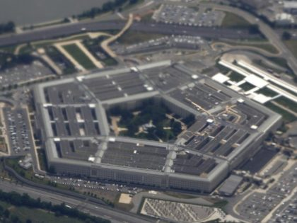 A budget the likes of which the Pentagon has never seen