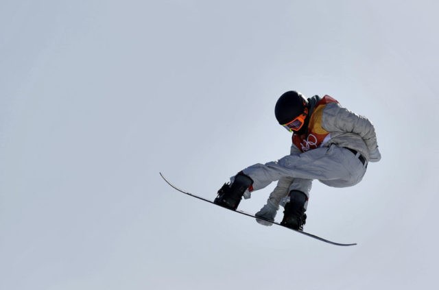 Backyard practice equals Olympic gold for Red Gerard