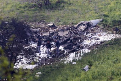 Israel downs Iranian drone and strikes Syria as F-16 crashes