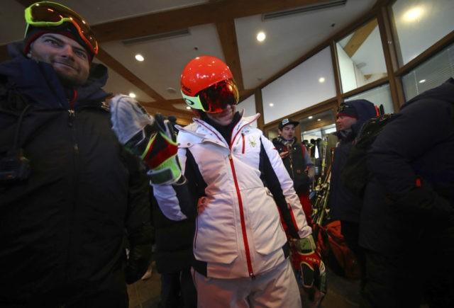 2nd Alpine postponement means Shiffrin starts with slalom