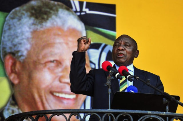 ANC committee to decide South African leader's fate