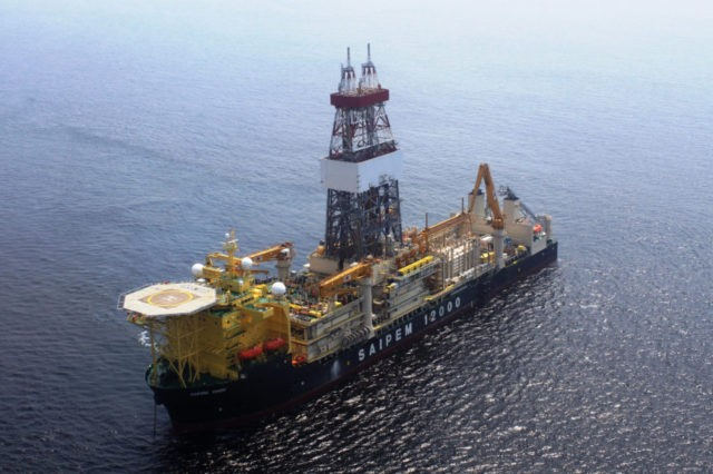 Cyprus says Turkish warships continue to block drilling rig