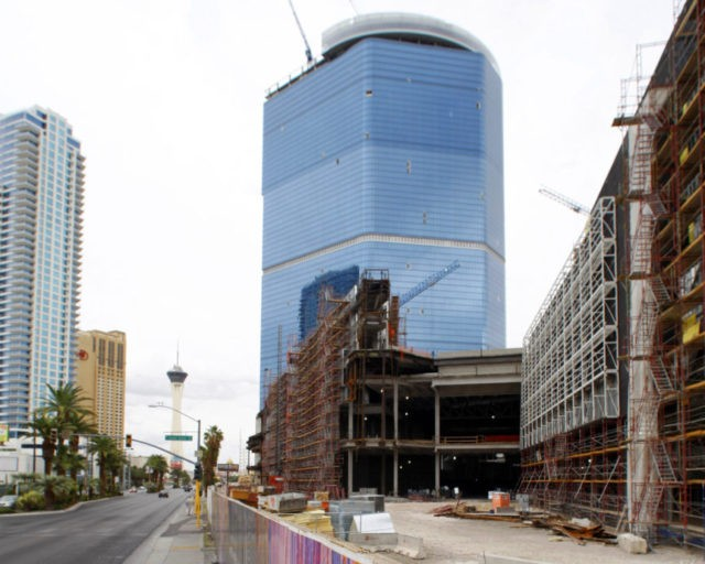 APNewsBreak: Unfinished Vegas casino-resort to open in 2020
