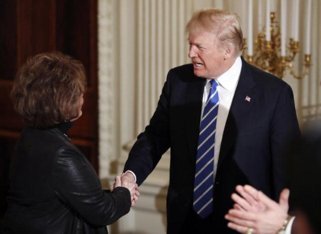 Donald Trump, Linda Upmeyer