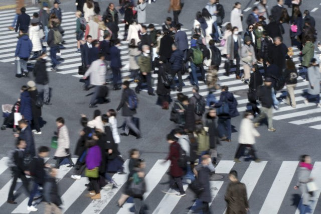 Japan's economy grows at 0.5 percent annual pace in Oct-Dec