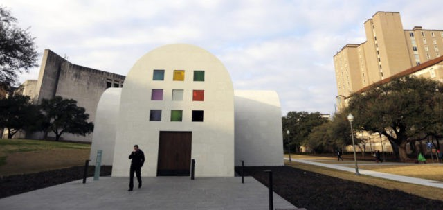 Ellsworth Kelly's 'Austin': A building that's a work of art