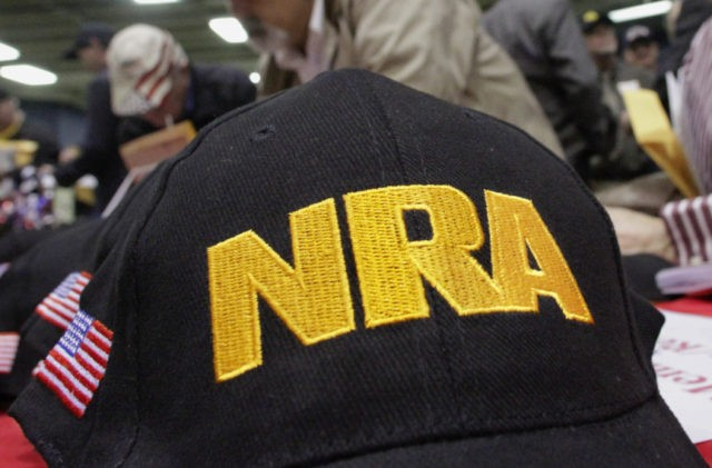 NRA chief accuses gun control lobbyists of politicising Florida school massacre