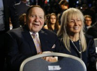 Sheldon Adelson Donates $70 Million to Birthright in Honor of Israel's 70th Anniversary