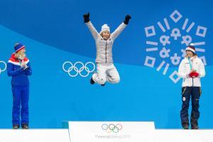 Germany's Dahlmeier, France's Fourcade win gold in biathlon at Winter Games
