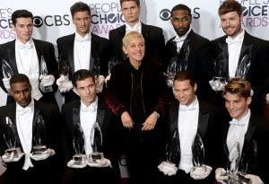 Kim Kardashian, Chrissy Teigen attend Ellen DeGeneres' birthday party