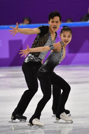 North Korean figure skaters advance in Olympic debut