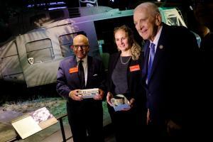 Rep. Sam Johnson donates POW artifacts to museum