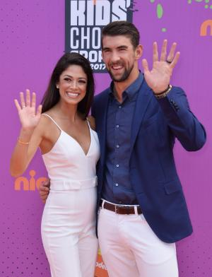 Michael Phelps, wife Nicole welcome second son