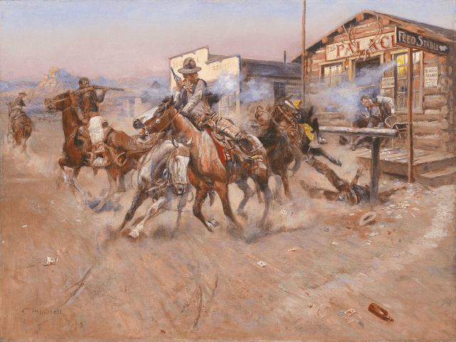 Smithsonian: Wild West Had Gun Control (and it Failed Then