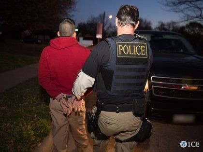 ICE arrests criminal aliens and immigration fugitives as part of a 3-day targeted enforcement operation in North Texas and Oklahoma.