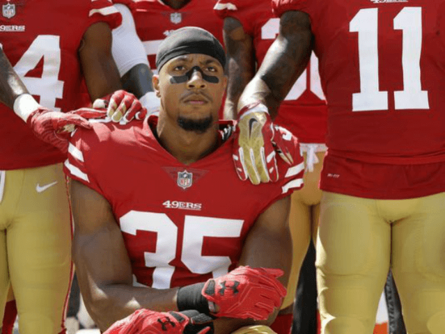 Eric Reid Will No Longer Protest During Anthem