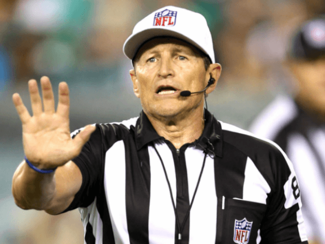 Ed Hochuli, who joined National Football League in 1990, retiring as referee