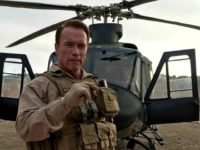 Arnold Schwarzenegger Promotes Gas Guzzling Helicopter Ride over L.A. While Suing Oil Companies for 'Murder'