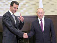 Assad, Putin