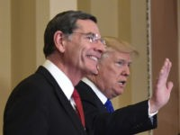 Senate GOP Conference Chair Barrasso: Trump Can Strike Iran Without Congressional Approval
