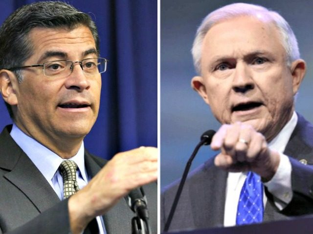 Justice Department Sues State Of California Over Sanctuary Policies