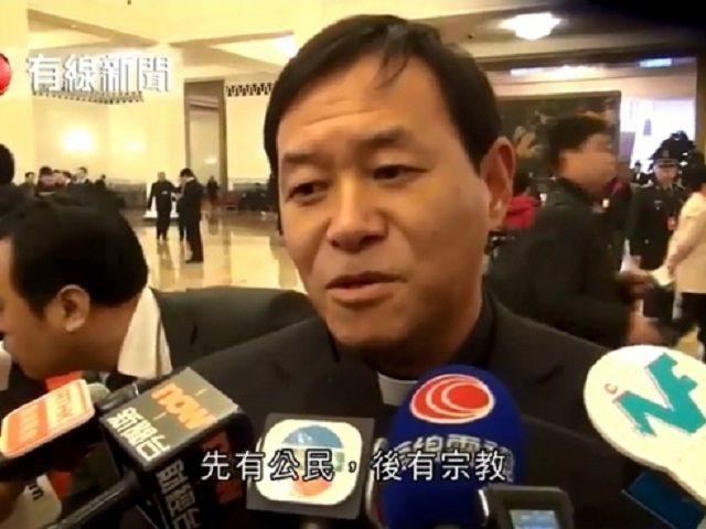 Bishop Peter Fang Jianping